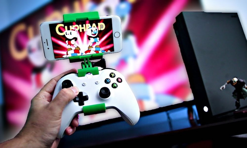 how to stream xbox games on iphone