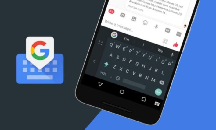 How to switch languages using the Android Gboard keyboard